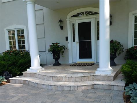 Home Design And Remodeling custom exterior step systems minnesota outdoor solutions