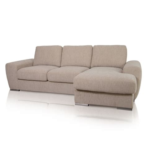 Modern Fabric Sectionals by Aspire Chaise Sofa Keens Furniture
