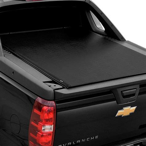 avalanche bed cover truxedo 174 chevy avalanche 2002 2013 lo pro qt roll up