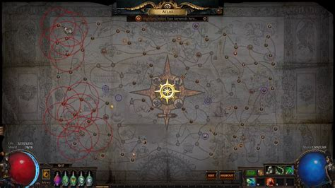 sextant guide 3 0 path of exile racecourse sextant blocking guide