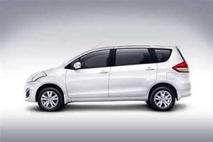 Suzuki Ertigo 2015 Suzuki Ertiga Maruti Ertiga Facelift Revealed In