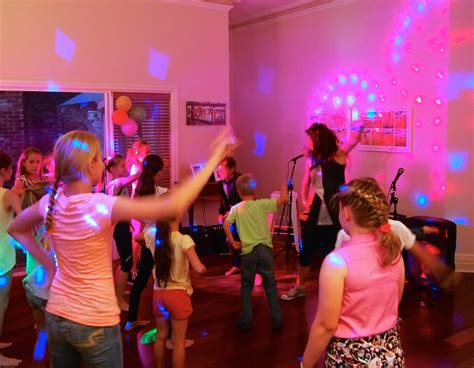 dance themed events disco dance party theme parties kids remember