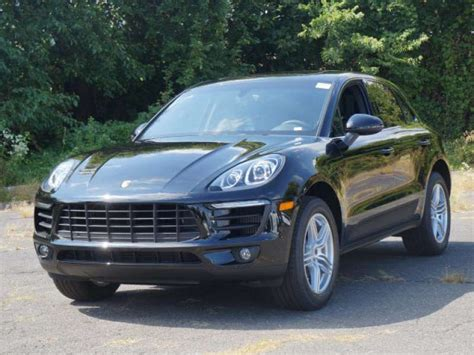 porsche black 2016 2016 porsche macan s black color suv cool cars design