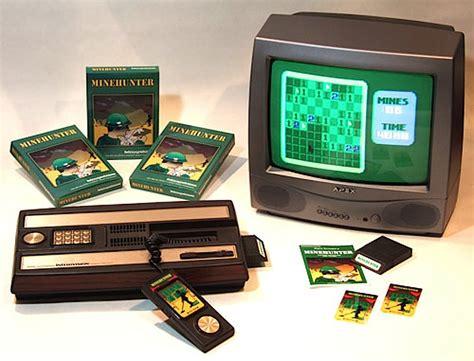 console giochi anni 80 intellivision console videogiochi anni 80