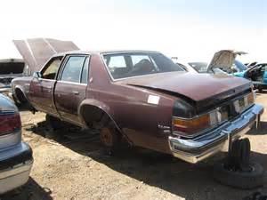 Buick Lesabre 1979 Junkyard Find 1979 Buick Lesabre Limited