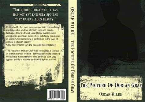 picture of dorian gray book cover the picture of dorian gray cover design by effleur on
