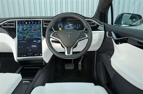 tesla model x review 2017 autocar