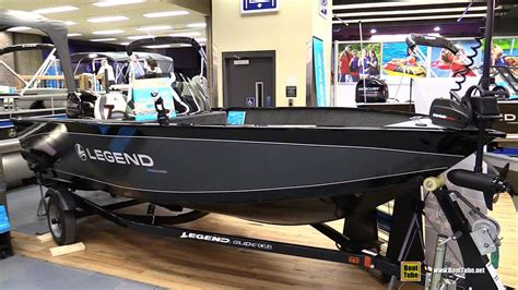 legend boats montreal 2017 legend 16 xterminator s fishing boat walkaround