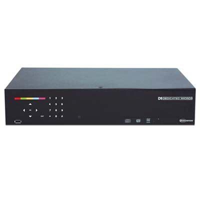 dedicated micros dm/ecs1/500/16 digital video recorder