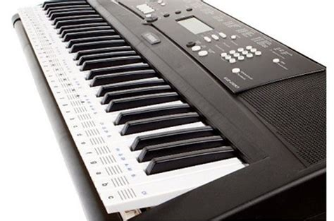 Yamaha Piano Sticker by Top Piano Key Finder Keyboard Stickers For The Early