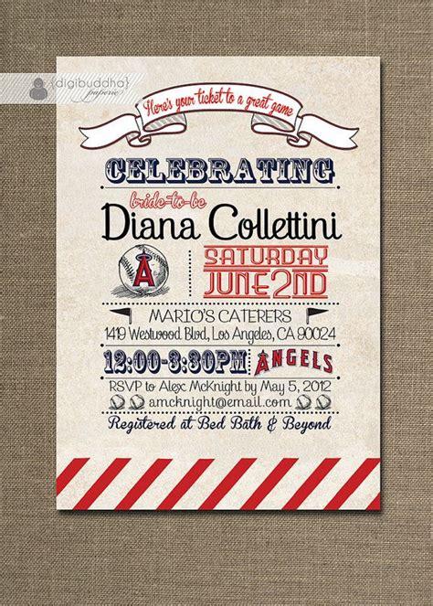 baseball themed bridal shower invitations best 20 baseball wedding shower ideas on