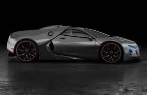 Bugatti Prototype Bugatti Renaissance Concept 2013 Engine