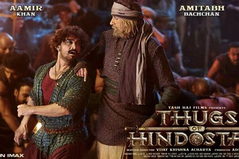 filme schauen thugs of hindostan thugs of hindostan is the film getting crushed under its