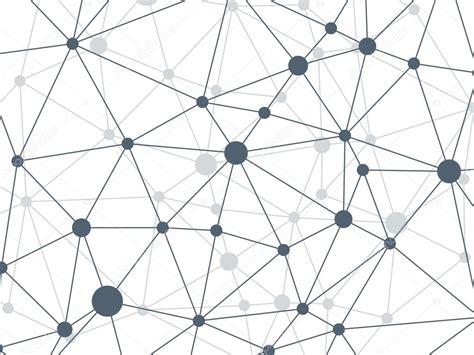 geometric network pattern rumpled triangular low poly style vine red geometric