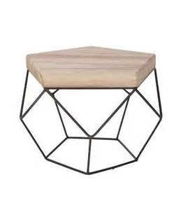 table bois metal magazine holder coffee table with white wooden plate