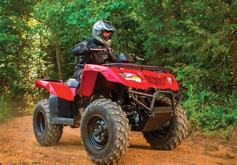 Suzuki Trail 2016 Suzuki Atv Model Lineup Featuring The Kingquad Ozark