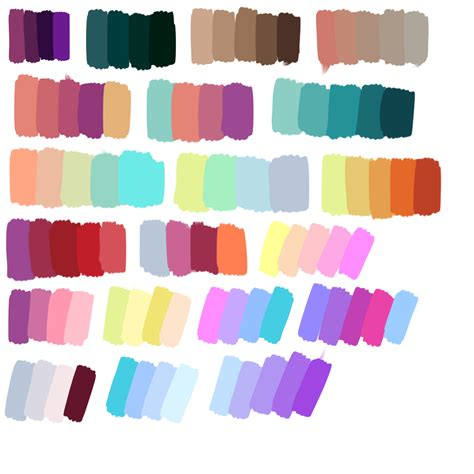 color palettes my art colors reference color palette color palettes stlop