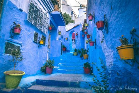 morocco blue city visiting morocco s famous blue city of chefchaouen