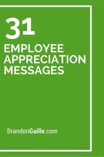 appreciation message employee appreciation happy employees incentives
