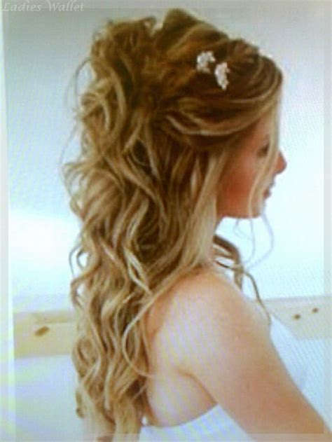 Brautfrisuren Mittellanges Haar Halb Offen by Brautfrisuren Halb Hochgesteckt