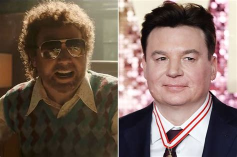 mike myers ray foster freddie mercury news views gossip pictures video