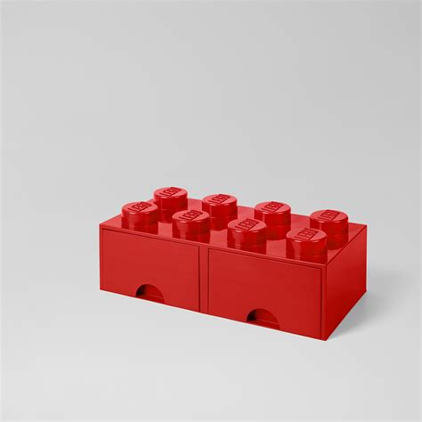 Lego Drawers by Lego Brick Drawer 8 Knobs 2 Drawers Room Copenhagen