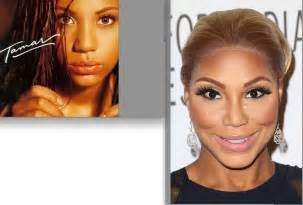tamar braxton nose job before after why do africans people of african descent bleach their