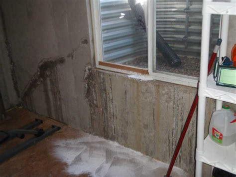 leaky window well