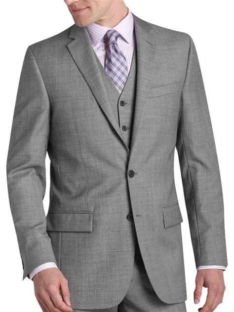 mens warehouse egara sharkskin suit separates men s wearhouse for the