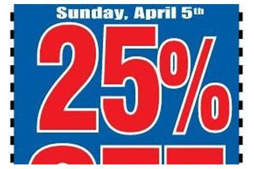 harbor freight tools 25 off coupon