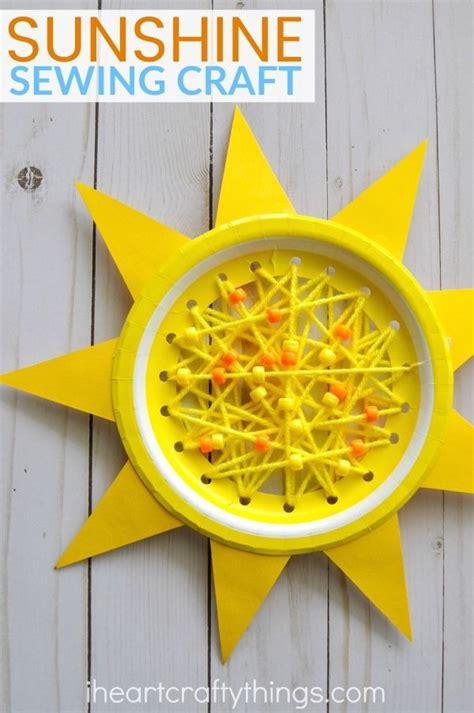 sun craft for best 25 sun crafts ideas on weather crafts