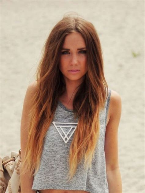 ambrey hair natural looking ombre hair google search by desireescott