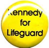 Chappaquiddick Lifeguard Anti Ted Kennedy Buttons Protest Buttons Anti Ted Kennedy Pins Political Pins