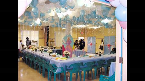 party decoration ideas at home at home birthday party decorations for kids youtube