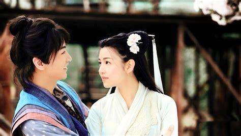 film seri romance of the condor heroes telaah kisah yoko bibi lung cinta murid dan guru yang