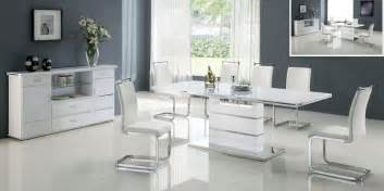 Contemporary dining chairs from dinette furniture