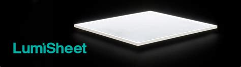 Led Light Design: Contemporary Design Flat LED Light