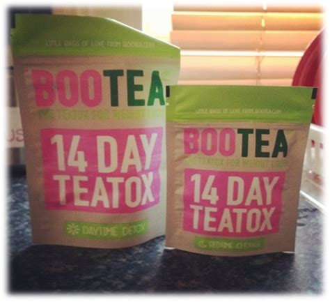 Bootea Detox by Teatox Worth The Hype Touchscreens Beautyqueens