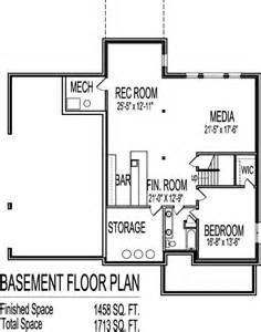 two story house plans with basement two story house plans with basement rooms