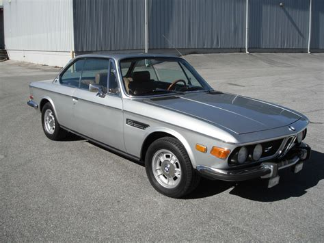 bmw vintage coupe 1970 bmw 2800cs 3 0cs 4spd e9 coupe classic bmw other