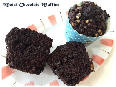 Original Colatta Choco Chips 150 Gr tested tasted moist chocolate muffins