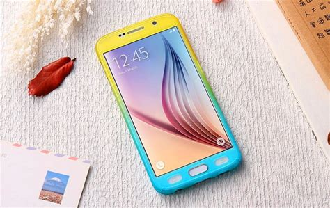 Tempered Glass Color Cover Tempered Glass Color Samsung J3 bakeey gradient color 360 176 protection cover with tempered glass for samsung galaxy s7