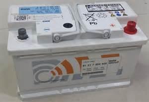 battery 61217604822 bmw genuine parts
