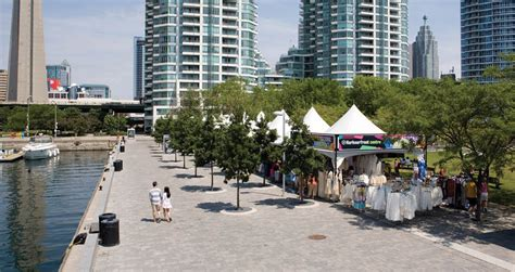 home and design expo centre toronto five renowned design teams selected for jack layton ferry terminal and harbour square park