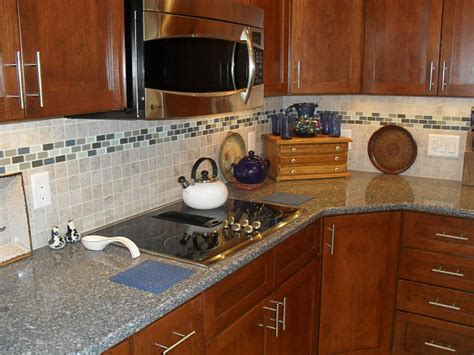kitchen backsplash tile 5 layout and design options