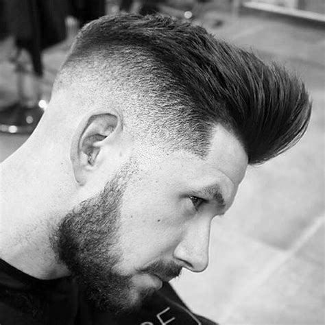 dapper male hairstyle undercut hairstyle for men 60 masculine haircut ideas