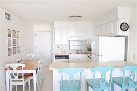 Painting Old Kitchen Cabinets Color Ideas kitchen before and after sea spray condo elizabeth