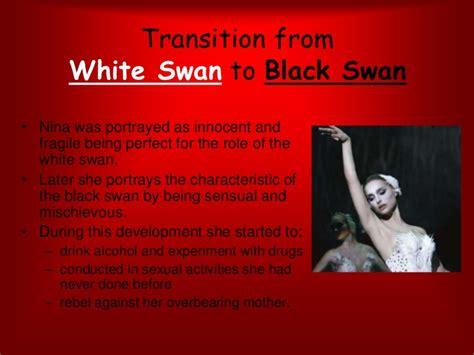 themes of black swan group presentation black swan