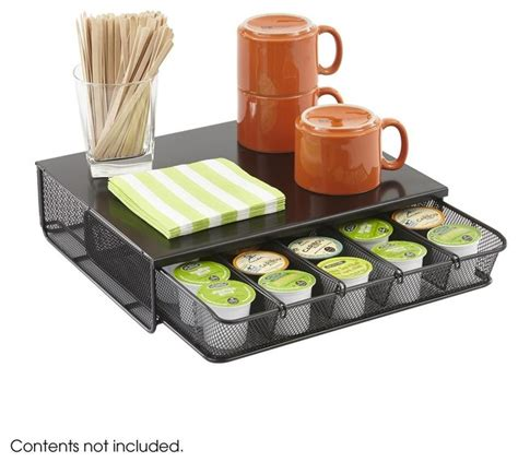 Food Storage Drawers by Onyx Hospitality Organizer 1 Drawer Traditional Food