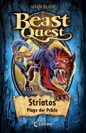 beast quest striatos plage der praerie band  von adam